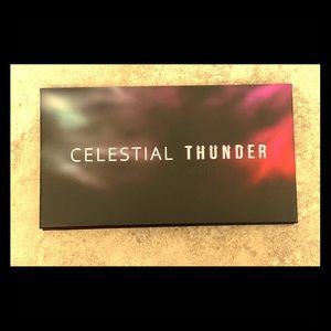 Dominique celestial thunder color palette